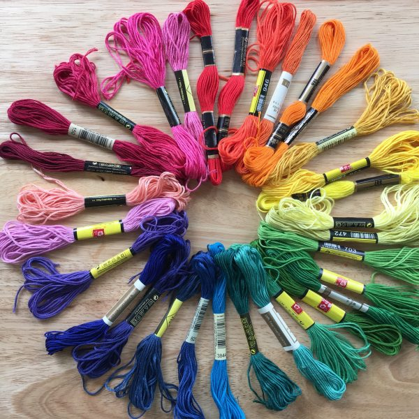 Embroidery Floss, Cross Stitch Floss, Cross Stitch Thread