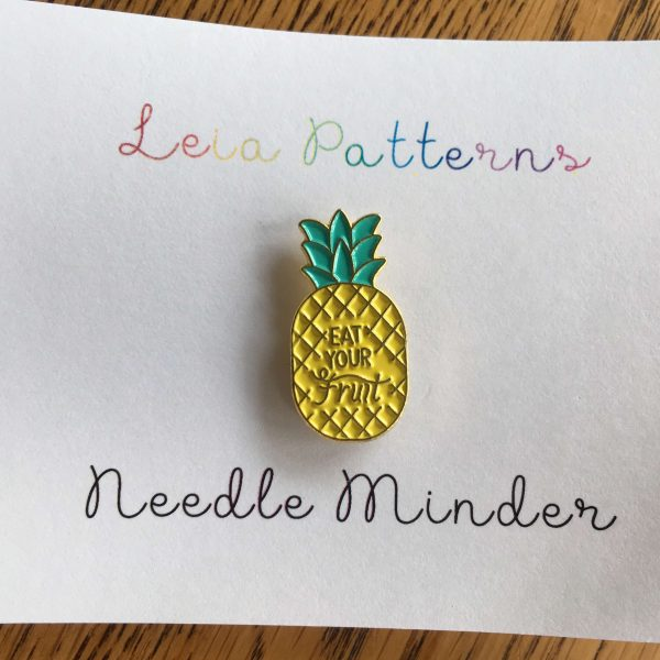 Pineapple Needle Minder - Fruit Needle Keeper