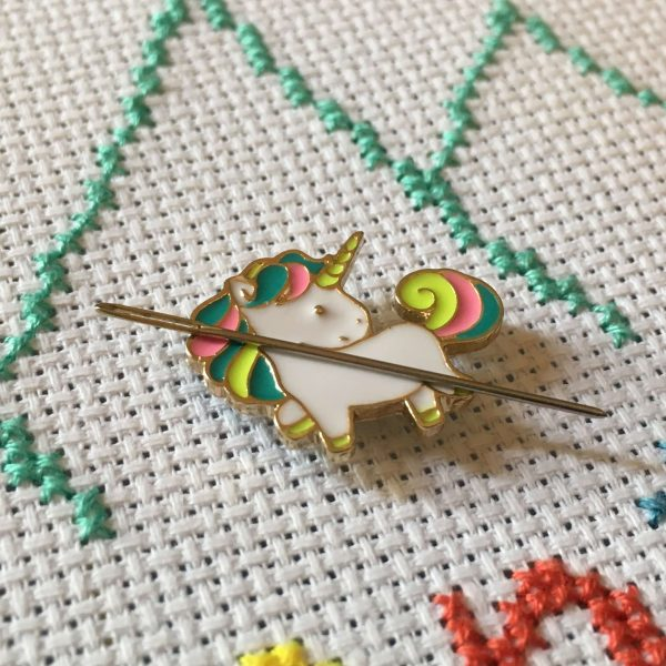 Unicorn Needle Minder - Cute Needle Magnet